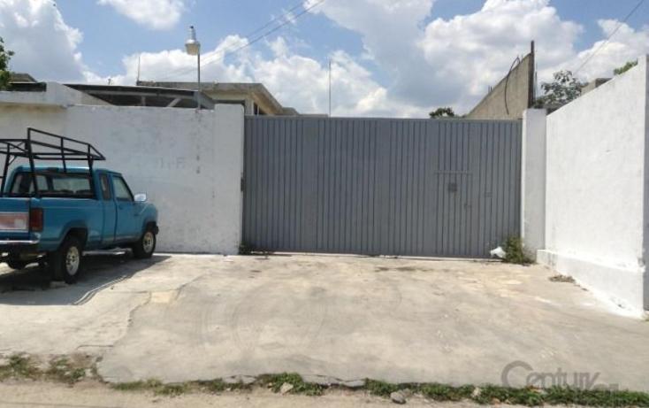 Foto de bodega en venta en  , ciudad industrial, mérida, yucatán, 1373033 No. 01