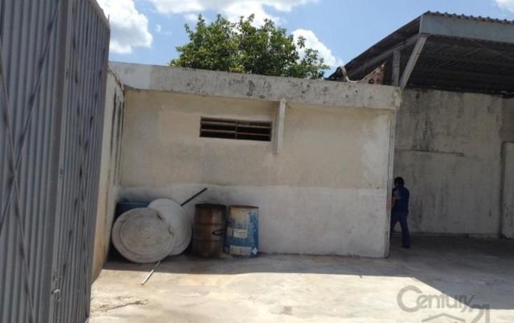 Foto de bodega en venta en  , ciudad industrial, mérida, yucatán, 1373033 No. 16