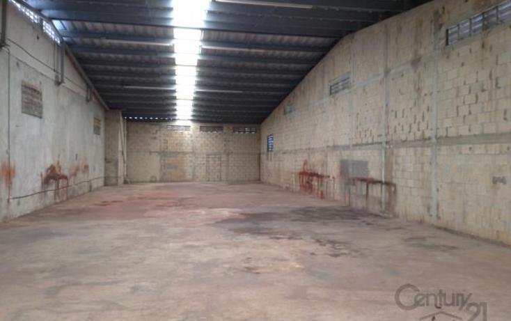 Foto de bodega en venta en  , ciudad industrial, mérida, yucatán, 1373033 No. 19