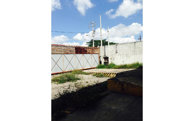 Foto de nave industrial en renta en  , ciudad industrial, mérida, yucatán, 1477691 No. 06