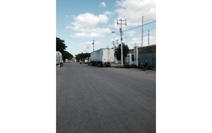 Foto de nave industrial en renta en  , ciudad industrial, mérida, yucatán, 1477691 No. 07