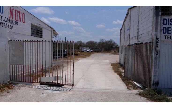 Foto de nave industrial en venta en  , ciudad industrial, mérida, yucatán, 1827041 No. 35