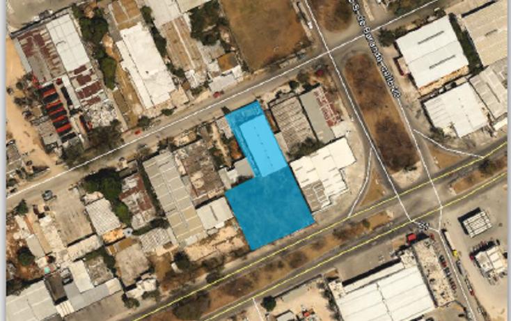 Foto de terreno comercial en venta en  , ciudad industrial, mérida, yucatán, 1956446 No. 01