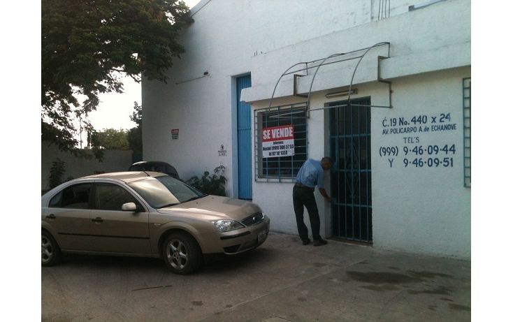 Foto de bodega en venta en, ciudad industrial, mérida, yucatán, 630898 no 06