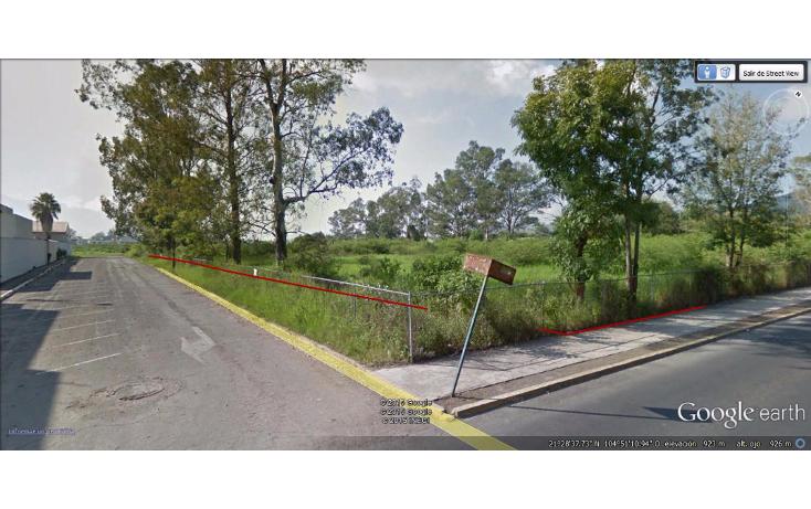 Foto de terreno habitacional en venta en  , ciudad industrial microindustria, tepic, nayarit, 1526183 No. 04