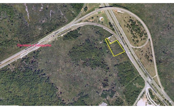 Foto de terreno comercial en venta en  , ciudad industrial, umán, yucatán, 1064417 No. 01