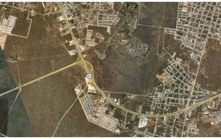 Foto de terreno comercial en venta en  , ciudad industrial, umán, yucatán, 1064417 No. 04