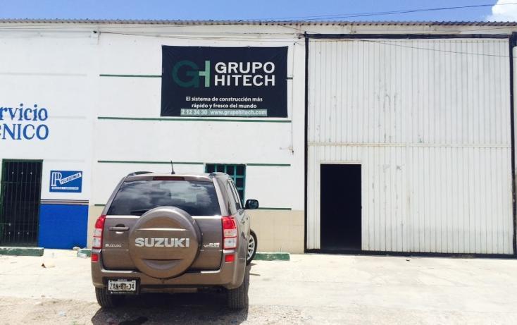 Foto de nave industrial en renta en  , ciudad industrial, umán, yucatán, 1146105 No. 02
