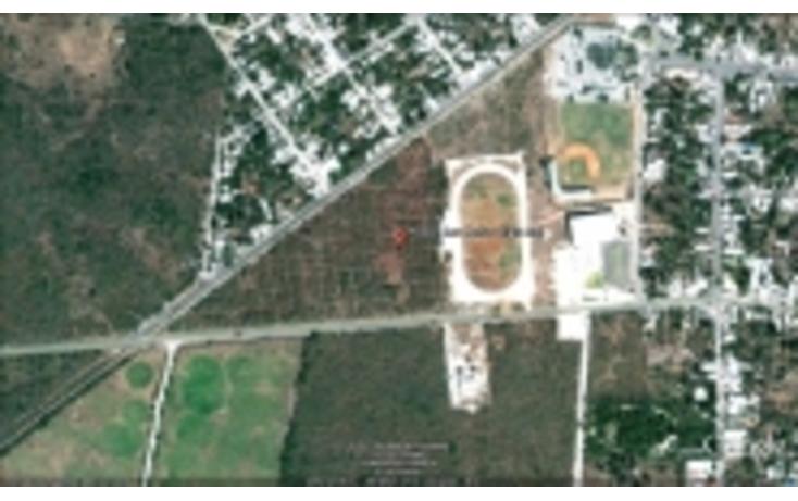 Foto de terreno comercial en renta en  , ciudad industrial, um?n, yucat?n, 1298949 No. 01