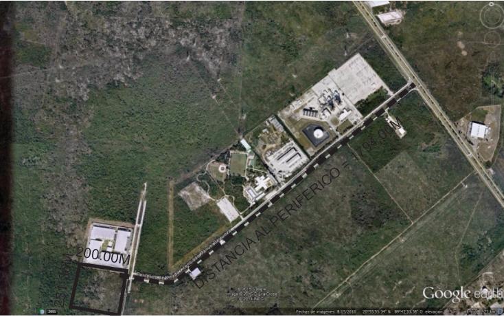 Foto de terreno industrial en venta en  , ciudad industrial, umán, yucatán, 1436457 No. 02