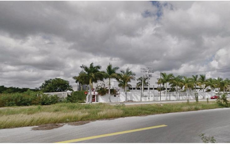 Foto de terreno industrial en venta en  , ciudad industrial, umán, yucatán, 1436457 No. 08