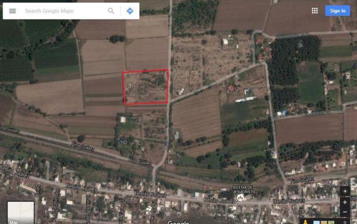 Foto de terreno habitacional en venta en, ciudad juárez, lerdo, durango, 1657655 no 04