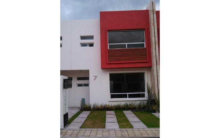 Foto de casa en venta en  , ciudad judicial, san andrés cholula, puebla, 1120057 No. 01