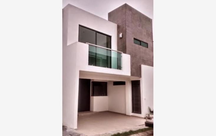 Foto de casa en venta en  , ciudad judicial, san andrés cholula, puebla, 1162533 No. 01