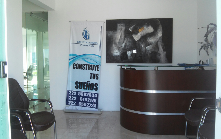 Foto de oficina en venta en  , ciudad judicial, san andr?s cholula, puebla, 1452863 No. 01