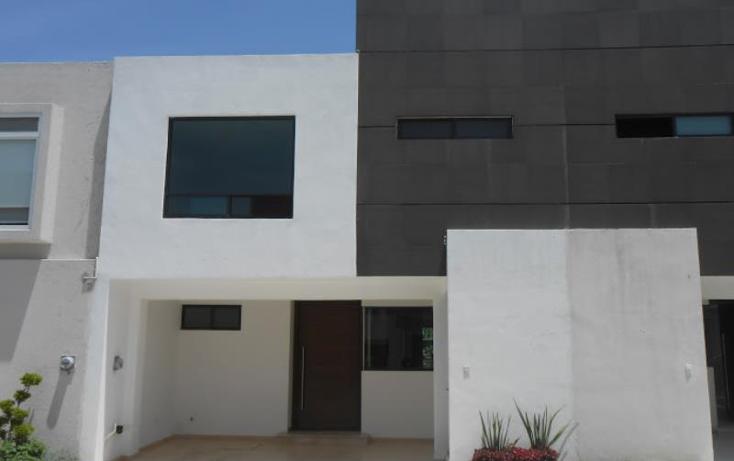 Foto de casa en venta en  , ciudad judicial, san andr?s cholula, puebla, 1528064 No. 01