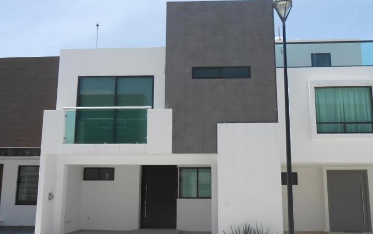 Foto de casa en venta en  , ciudad judicial, san andr?s cholula, puebla, 1805306 No. 01