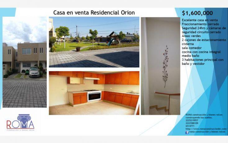 Foto de casa en venta en, ciudad judicial, san andrés cholula, puebla, 2023490 no 02