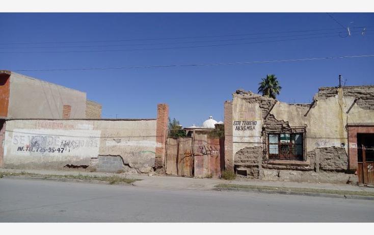 Foto de terreno comercial en venta en  , ciudad lerdo centro, lerdo, durango, 1669796 No. 01