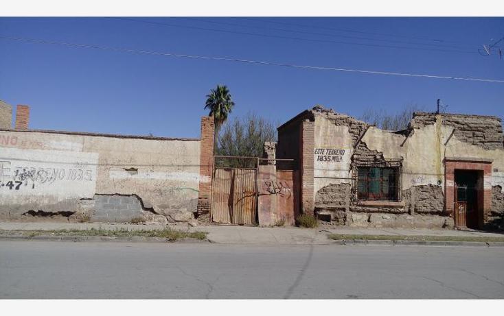 Foto de terreno comercial en venta en  , ciudad lerdo centro, lerdo, durango, 1669796 No. 03