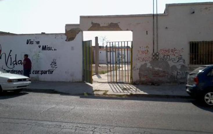Foto de terreno habitacional en venta en  , ciudad lerdo centro, lerdo, durango, 400889 No. 01
