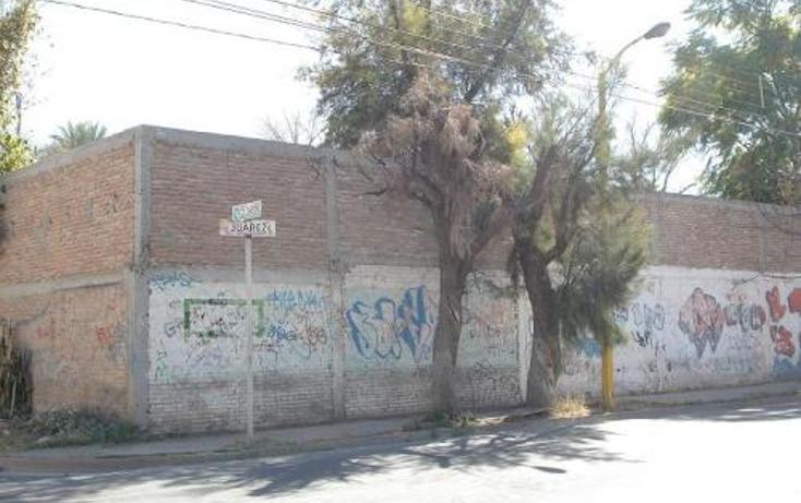 Foto de terreno habitacional en renta en  , ciudad lerdo centro, lerdo, durango, 400984 No. 01