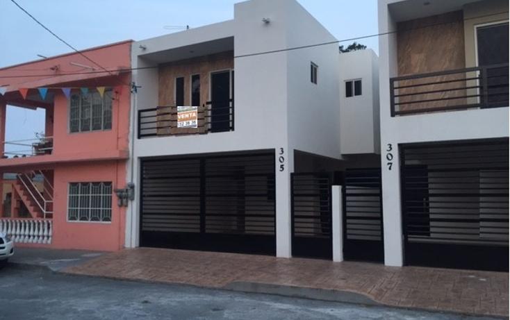 Foto de casa en venta en  , ciudad madero centro, ciudad madero, tamaulipas, 1976894 No. 01