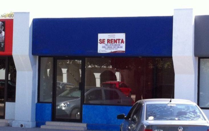 Foto de local en renta en, ciudad obregón centro fundo legal, cajeme, sonora, 1133593 no 01