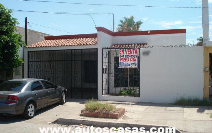 Foto de casa en venta en, ciudad obregón centro fundo legal, cajeme, sonora, 1993918 no 01