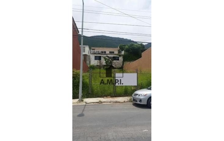 Foto de terreno habitacional en venta en  , ciudad satélite, monterrey, nuevo león, 1300363 No. 01