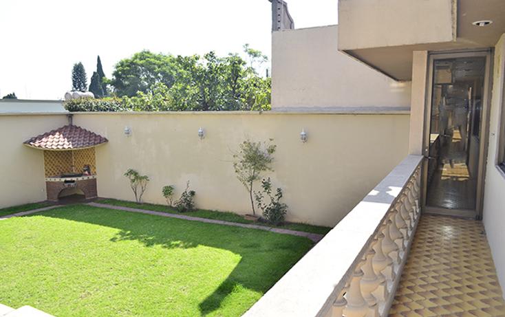 Foto de casa en venta en  , ciudad satélite, naucalpan de juárez, méxico, 1128527 No. 28