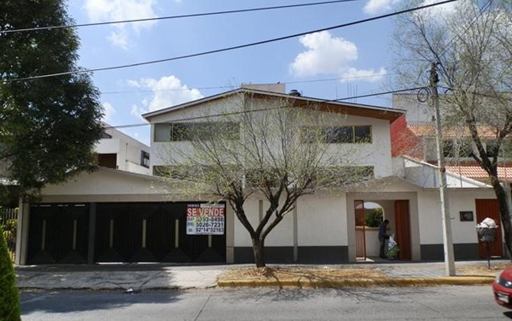 Foto de casa en renta en  , ciudad satélite, naucalpan de juárez, méxico, 1163551 No. 01