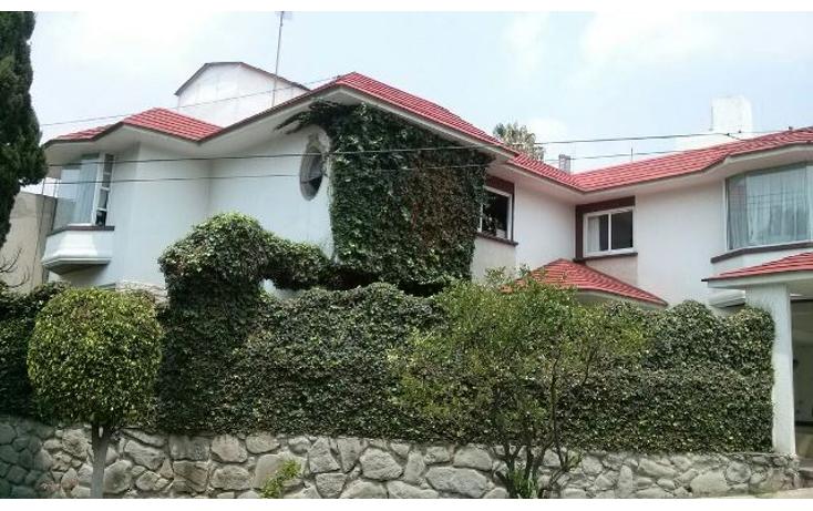 Foto de casa en renta en  , ciudad satélite, naucalpan de juárez, méxico, 1165119 No. 01