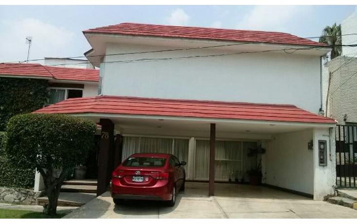 Foto de casa en renta en  , ciudad satélite, naucalpan de juárez, méxico, 1165119 No. 04