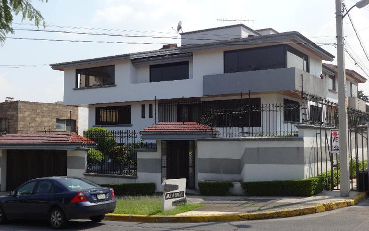 Foto de casa en venta en  , ciudad satélite, naucalpan de juárez, méxico, 1165159 No. 01