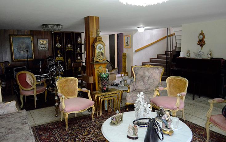 Foto de casa en venta en  , ciudad satélite, naucalpan de juárez, méxico, 1298677 No. 04