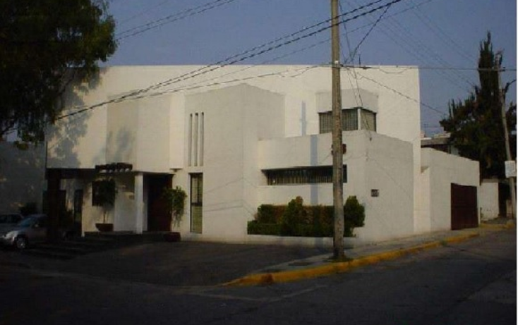 Foto de casa en venta en  , ciudad satélite, naucalpan de juárez, méxico, 1554510 No. 01