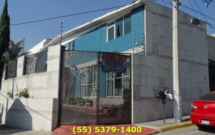 Foto de casa en venta en  , ciudad satélite, naucalpan de juárez, méxico, 1598244 No. 01