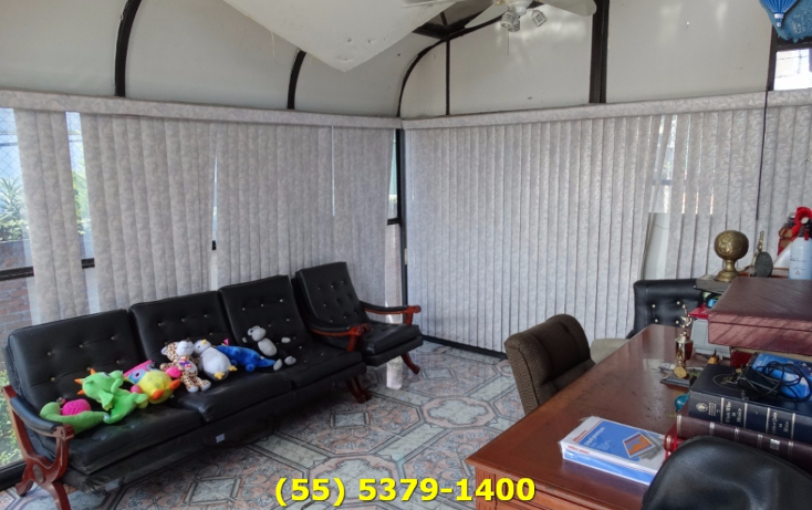 Foto de casa en venta en  , ciudad satélite, naucalpan de juárez, méxico, 1598244 No. 08