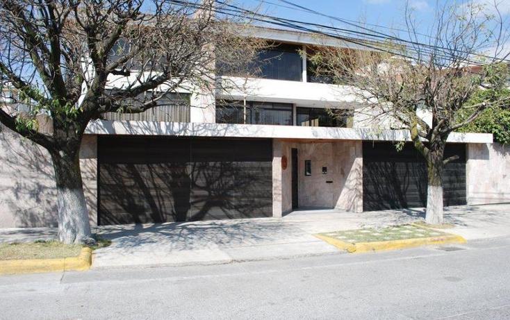 Foto de casa en venta en  , ciudad satélite, naucalpan de juárez, méxico, 1699602 No. 01