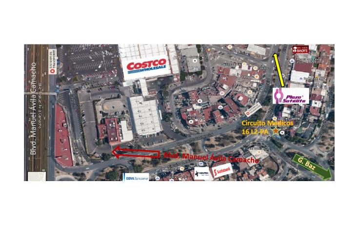 Foto de oficina en renta en  , ciudad satélite, naucalpan de juárez, méxico, 1973468 No. 05