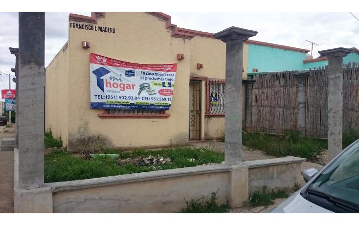 Foto de casa en venta en  , ciudad yagul, tlacolula de matamoros, oaxaca, 1039731 No. 01