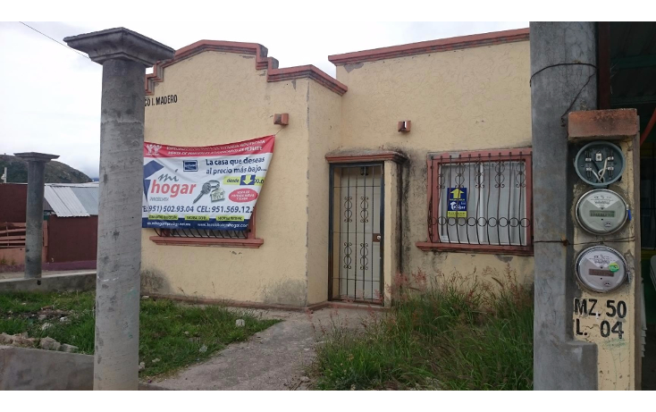 Foto de casa en venta en  , ciudad yagul, tlacolula de matamoros, oaxaca, 1039731 No. 17