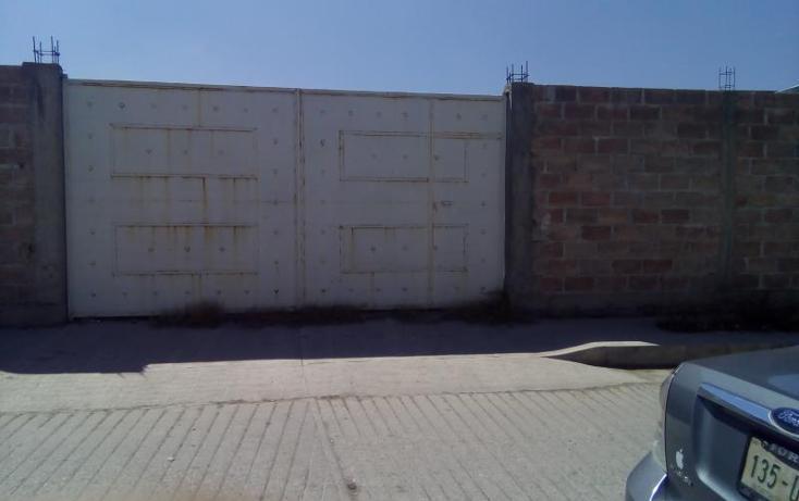 Foto de terreno habitacional en venta en avenida revolución , ciudadela, tlaxcoapan, hidalgo, 1779280 No. 01