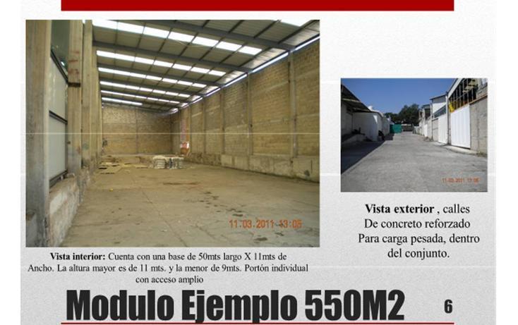 Foto de nave industrial en renta en  , civac 1a sección, jiutepec, morelos, 1966467 No. 03