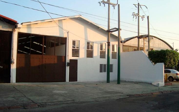 Foto de nave industrial en renta en  , civac, jiutepec, morelos, 1249831 No. 01