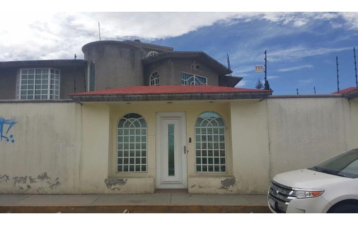 Foto de casa en venta en clanes manzana 15 lt. 19 , valle de tules, tultitlán, méxico, 1713030 No. 01