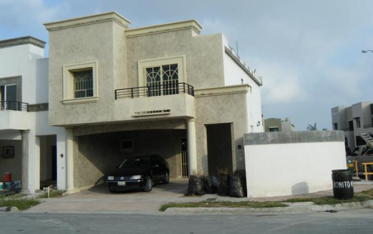Foto de casa en venta en claustro de las cruces 102, quinta real, matamoros, tamaulipas, 844057 no 01