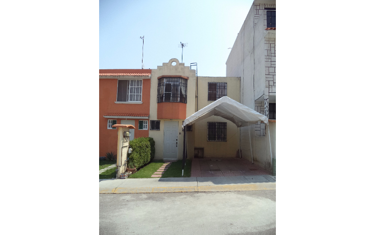 Foto de casa en venta en  , claustros de san miguel, cuautitlán izcalli, méxico, 1376257 No. 01