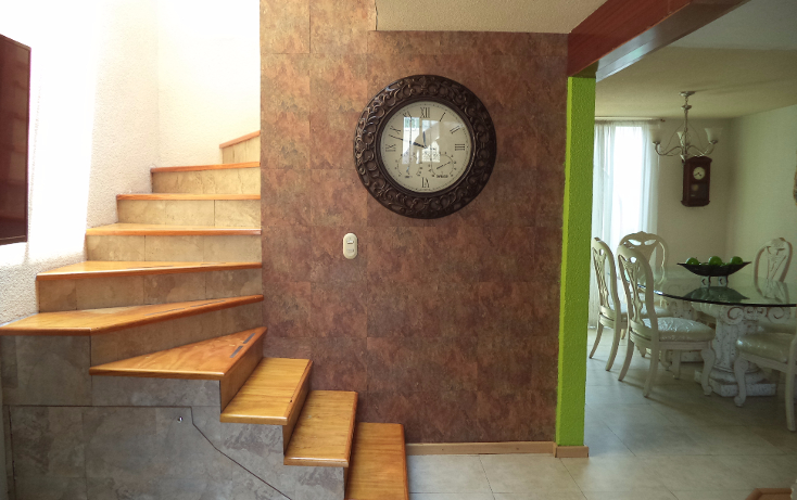 Foto de casa en venta en  , claustros de san miguel, cuautitlán izcalli, méxico, 1376257 No. 03